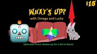 What's Up? With Omega And Lucky #15: Legend of the Five Animes