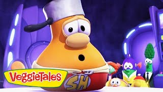 Veggie Tales | Super Hero | Veggie Tales Silly Songs With Larry | Videos For Kids