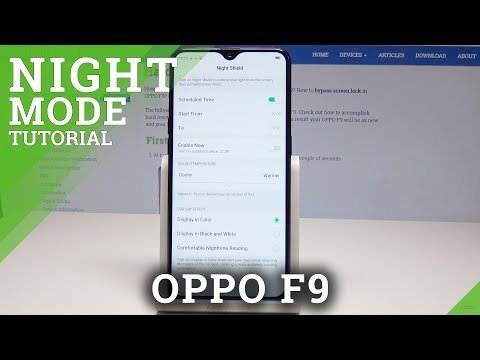 Resetting Videos OPPO F9 - HardReset info