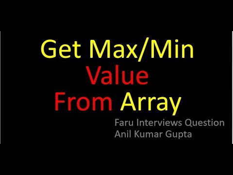 How Can Get  Max Value from Array in PHP  (1 to 4 years)