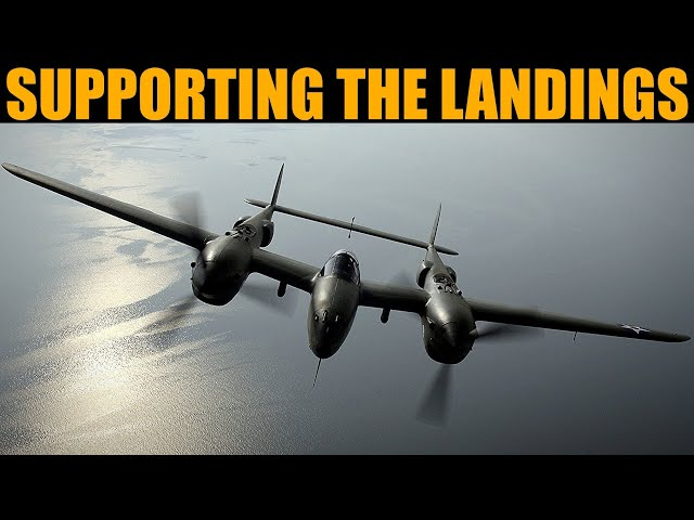 WWII Campaign: 1944 Operation Overlord   IL-2 Sturmovik