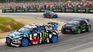 LOHEAC RX - SUPERCAR H2 R1 - FIA WORLD RALLYCROSS CHAMPIONSHIP