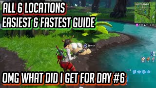 """Search waterside goose nests"" All 6 LOCATIONS!! 