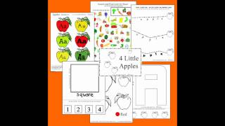 Alphabet Letter Lesson Plans For Only A Dollar At The Teacher Dollar Store