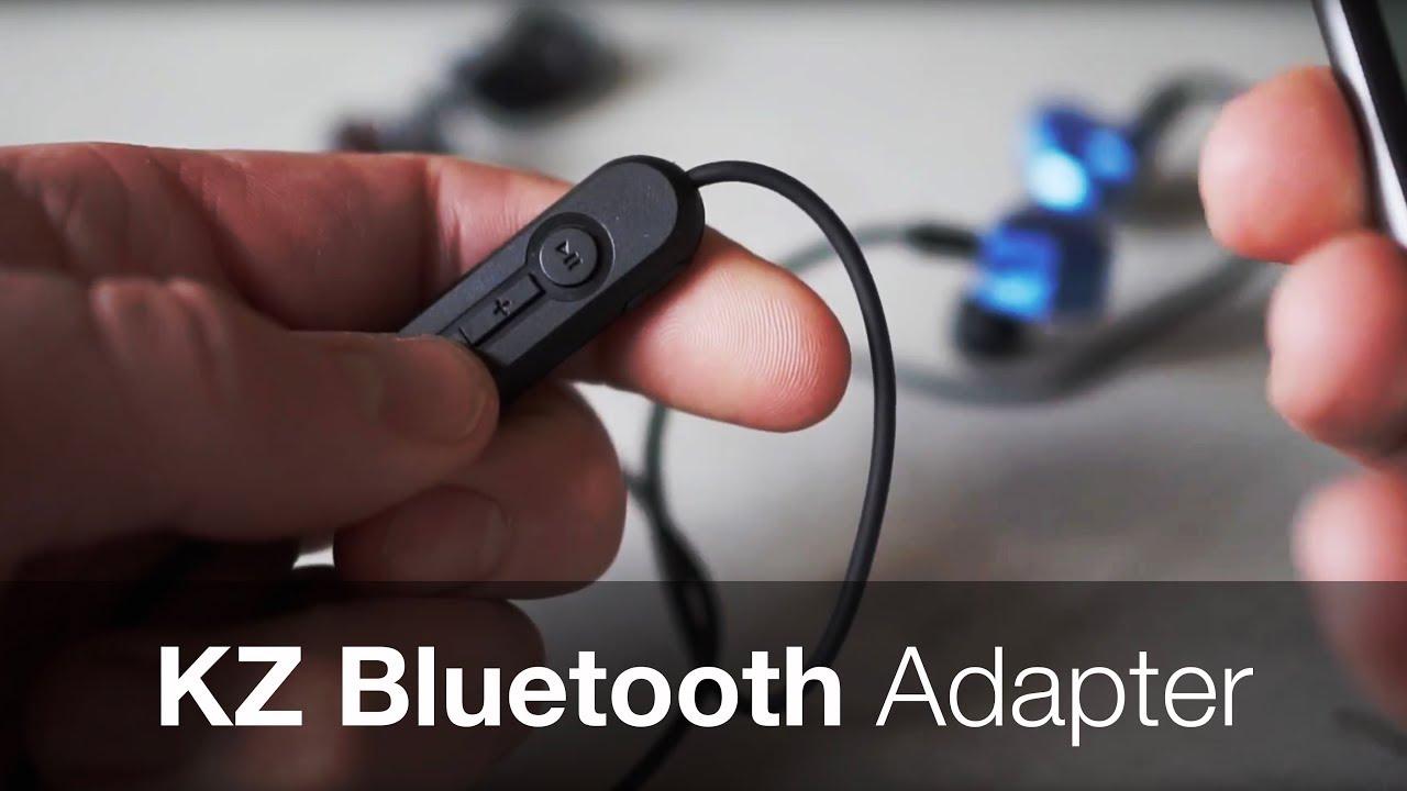 f4ca96d6d0d KZ Bluetooth Adaptor ZST / ZS3 / ZS5 - YouTube