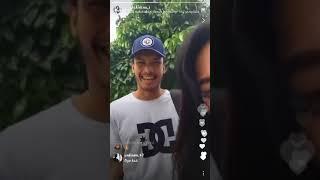 Download Video Randy Pangalila dan Dinda Kirana Live Instagram ( Latihan Skate ) MP3 3GP MP4