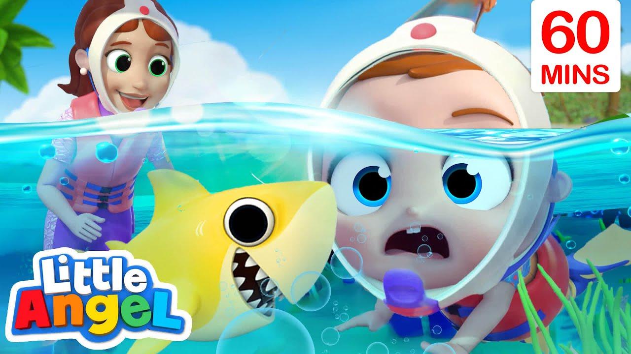 Download Baby John Explores The Ocean  + More Educational Kids Songs & Nursery Rhymes By Little Angel