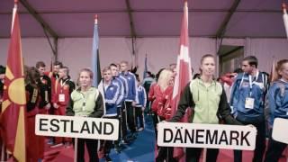 KARATE WORLD CHAMPIONSHIP 2016 | THE DOCUMENTARY