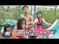 Kocak! Romaria Langsung Bengong Pas Dapat Boneka Seram - I Want to Know (18/2)