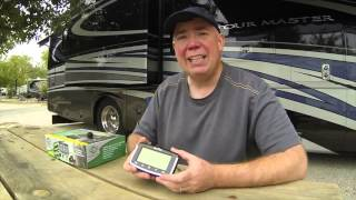 RV EezTire T515 Tire Pressure Monitoring System - TPMS