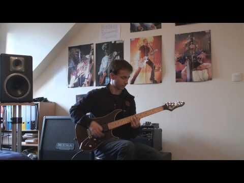 Lenny Kravitz - Fly Away (Guitar Cover HD)