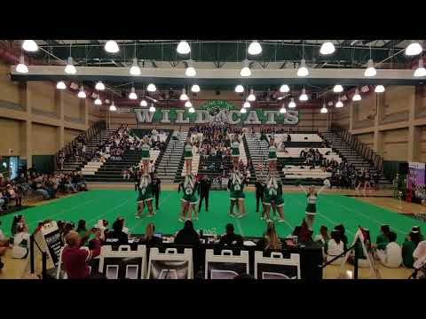Monrovia High School JV Cheer