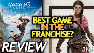 Assassin's Creed Odyssey Review | PS4 - XBOX ONE X - PC | JKB REVIEWS
