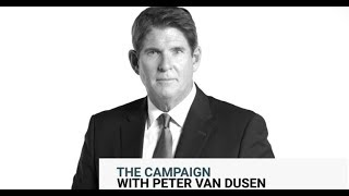 Vote 2019 – The campaign with Peter Van Dusen