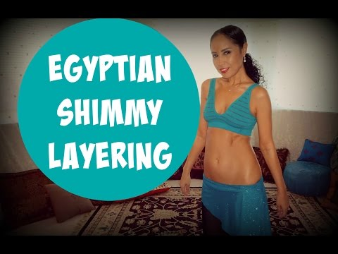 learn how to shimmy shoulders