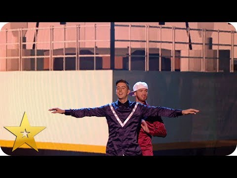FIRST LOOK: Twist and Pulse go for GOLD! | BGT: The Champions