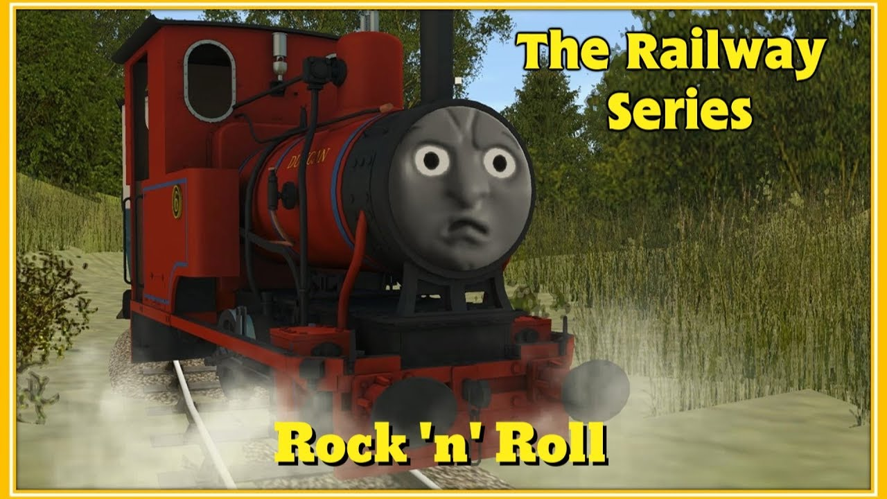 the railway series rock 39 n 39 roll youtube. Black Bedroom Furniture Sets. Home Design Ideas