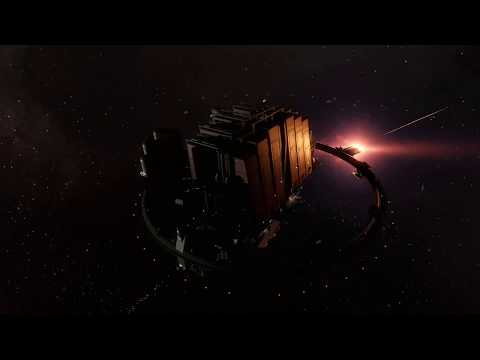 Eve Online - DPAR starting moon mining