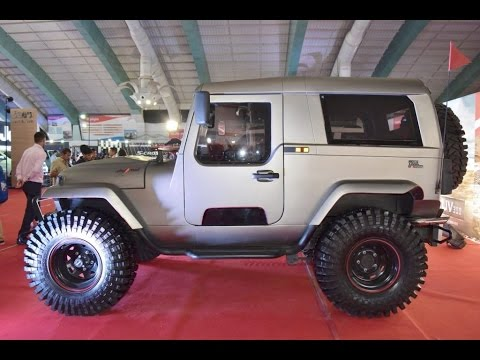 Mahindra Thar Daybreak Edition With Solid Roof Front Three