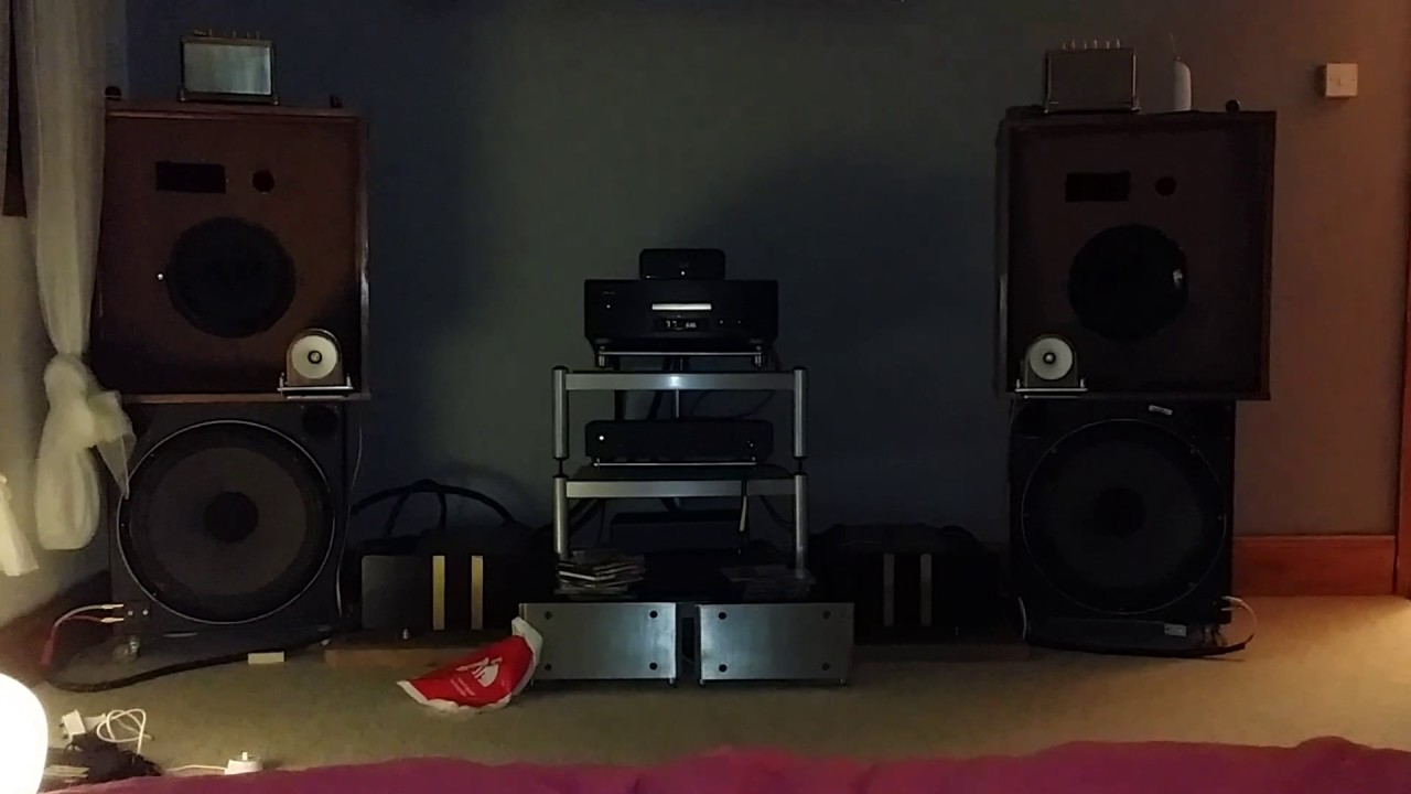 goodmans axiom 301 tannoy st 200 and sax jazz youtube. Black Bedroom Furniture Sets. Home Design Ideas
