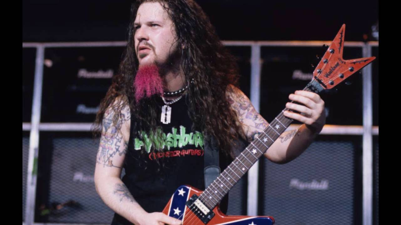 pantera suicide note pt ii guitar only by dimebag darrell youtube. Black Bedroom Furniture Sets. Home Design Ideas