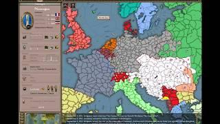 Victoria Revolutions: WWI Timelapse