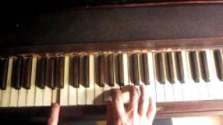 "How to play ""I Feel Like A Bullet In The Gun Of Robert Ford"" Elton John"