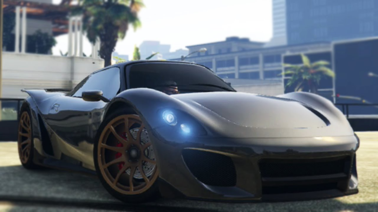 gta online pfister 811 porsche 918 spyder tuning. Black Bedroom Furniture Sets. Home Design Ideas