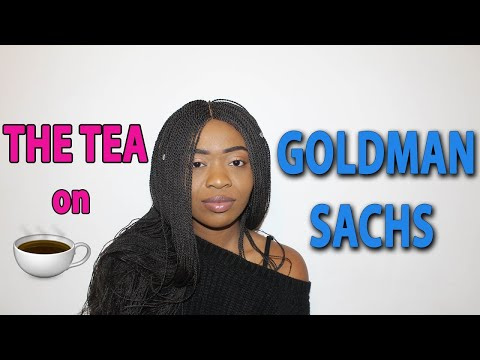 MY HONEST INVESTMENT BANKING EXPERIENCE - GOLDMAN SACHS INTERNSHIP