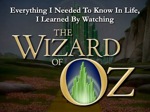 Mark Passio: Everything I needed to know in life, I learned by watching The Wizard of Oz