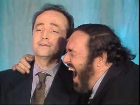 Happy Birthday Luciano Pavarotti - (1990)