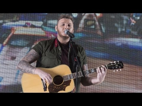 James Arthur sings Adele's Hometown Glory...