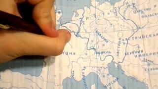 Видеоинструкция по работе с контурными картами
