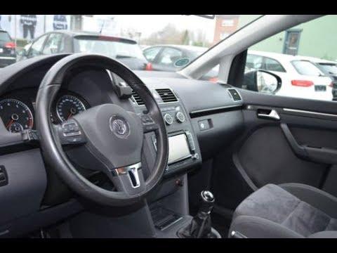 Обзор нового Volkswagen Caddy 4 поколения - YouTube