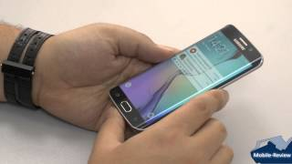 Видеообзор Samsung Galaxy S6 Edge