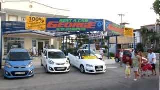 Прокат Автомобилей - Аренда Машин Родосе | Georgecars.com/ru(, 2012-07-30T19:04:06.000Z)