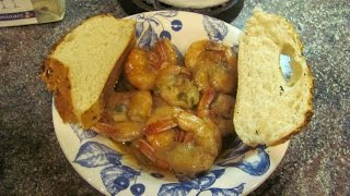 Barbecue Shrimp New Orleans Style Awesome And Easy