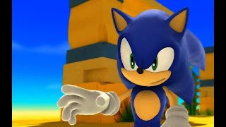 Sonic Lost World: THE MOVIE All Cutscenes HD