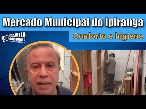 O Mercado Municipal do Ipiranga merece essa atenção