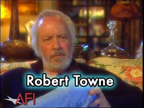 Writer Robert Towne on Billy Wilder's SUNSET BLVD.