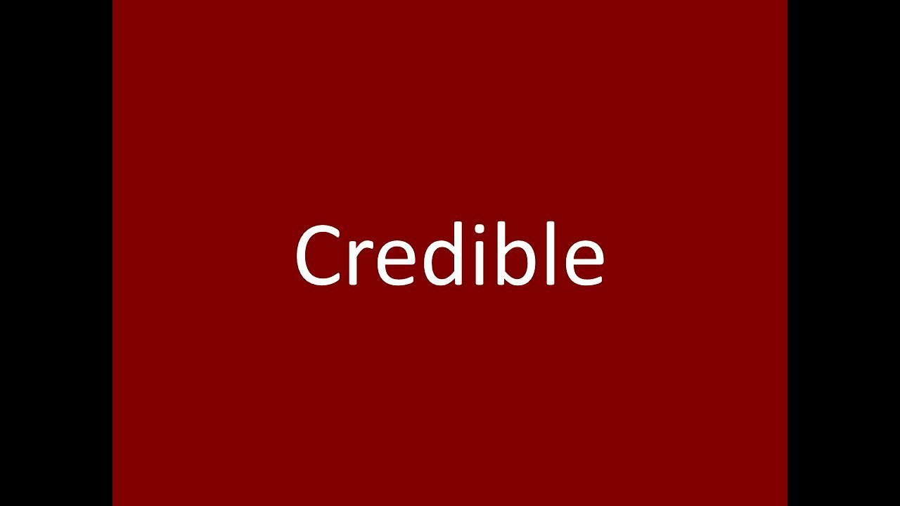 59 Words related to CREDIBLE, CREDIBLE Synonyms, CREDIBLE Antonyms