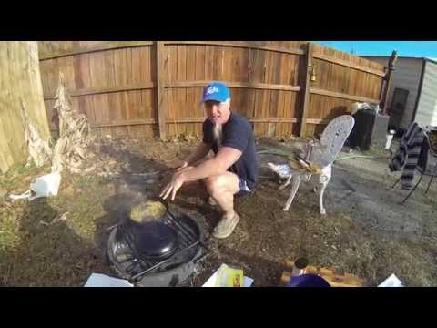 How to Make Grillades and cowboy beans