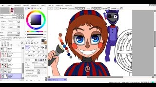 - SpeedPaint Balloon Boy FNaF2