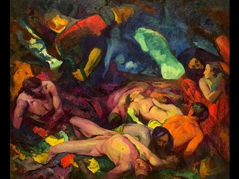 Pennsylvania Academy of Fine Art Exhibit: World War I and American Art