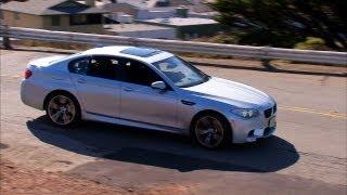 BMW M5 2013 Videos
