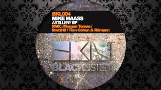 Mike Maass - Fresh Own Theatre (Morgan Tomas Remix) [BLACKLISTED AUDIO]