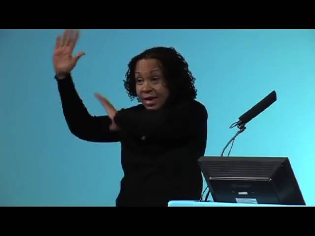 Joy DeGruy is a social scientist that breaks down the generational trauma that slavery has caused