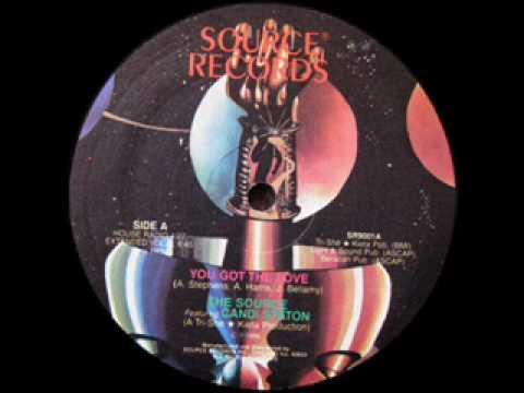 The Source feat. Candi Staton - You Got The Love (Original House Radio)