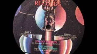The Source feat. Candi Staton - You Got The Love (Original House Radio)