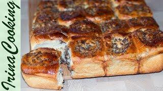 Разборный Пирог с Мясом ✧ Дрожжевое Тесто для Пирогов ✧ Ирина Кукинг